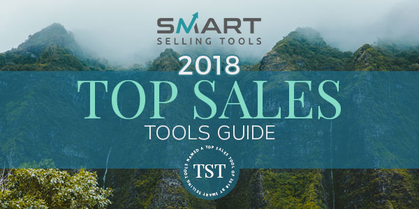 Agent3 platform named a Top Sales Tool 2018 by Smart Selling Tools