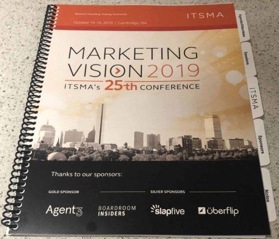Agent3 & ITSMA make measuring ABM easier