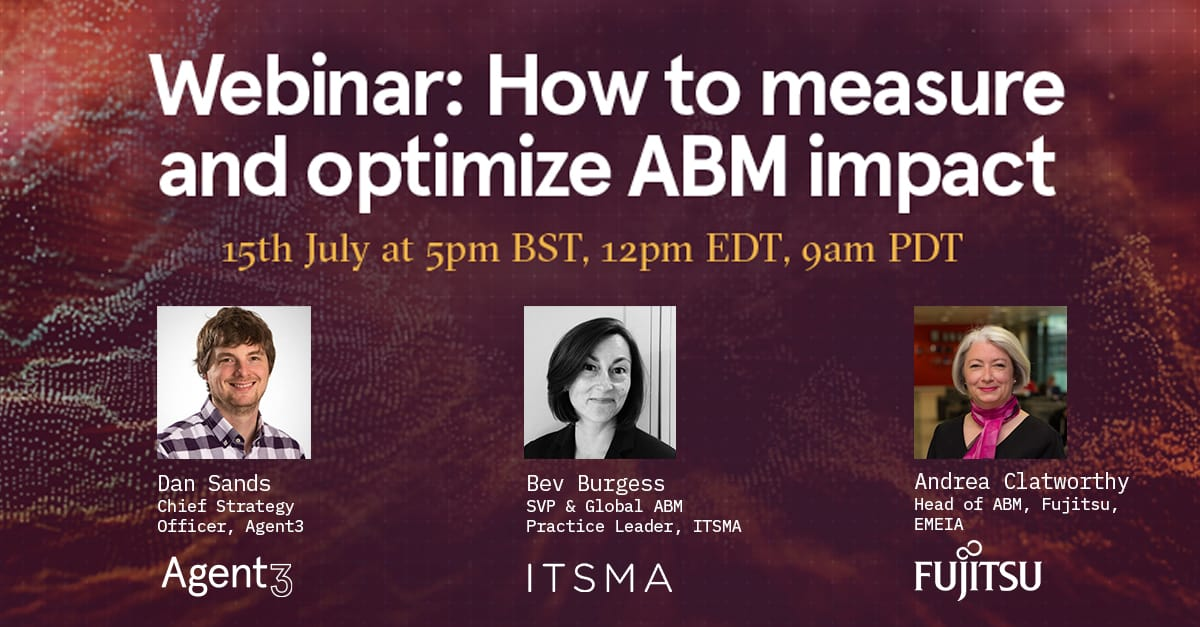 How ABM-ers can measure ABM successfully