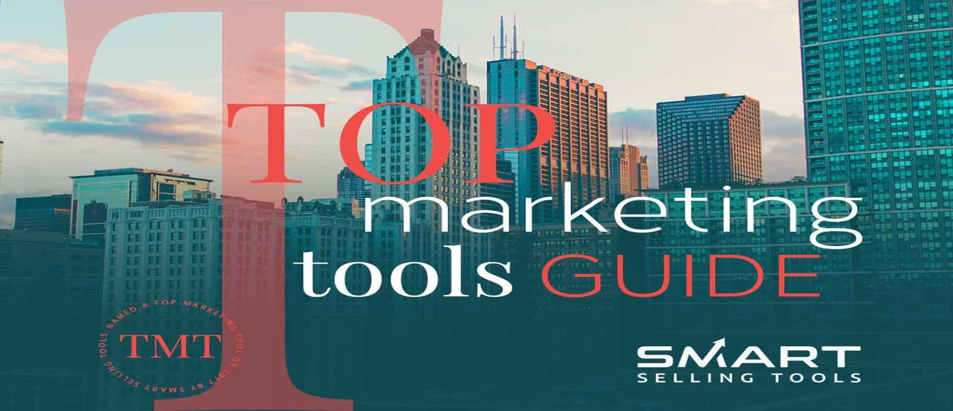 Agent3 Named as Smart Selling Tools 2017 Top Marketing Tool in the Account Based Marketing Category